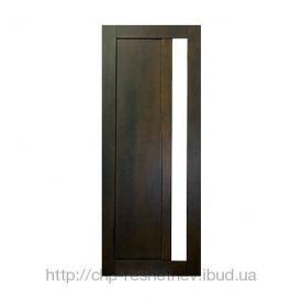 Міжкімнатні дерев'яні двері (R-010G)