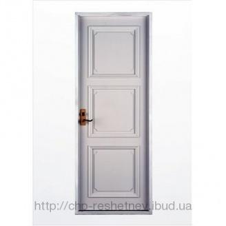 Міжкімнатні дерев'яні двері (R-007)