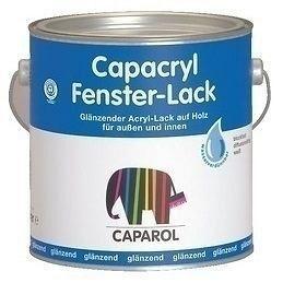 Эмаль Caparol Capacryl Fenster-Lack 2,5 л белый