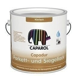 Лак Caparol Capadur Parkett-und SiegelLack 0,75 л прозорий