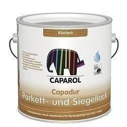 Лак Caparol Capadur Parkett- und SiegelLack 2,5 л прозрачный