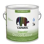 Лазурь Caparol Capadur DecorLasur 0,375 л бесцветная