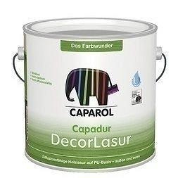 Лазур Caparol Capadur DecorLasur 0,375 л безбарвна