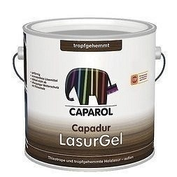 Лазур Caparol Capadur LasurGel 5 л
