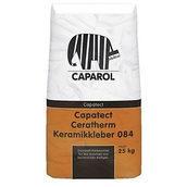 Клеящий раствор Caparol Capatect-Ceratherm-Ansetzmörtel 084 25 кгцементный серый