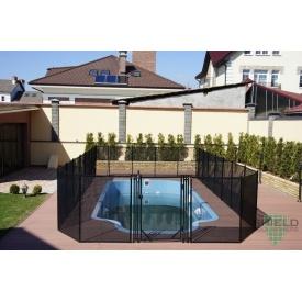 Съемный забор Shield для бассейна 120 см