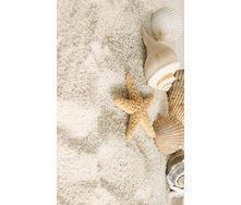 Керамическая плитка Golden Tile Summer Stone Holiday 250*400 мм декор ракушки
