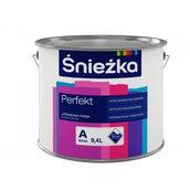 Латексная краска Sniezka Perfect Latex - Baza 5 л белая
