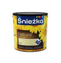 Матовая латексная краска Sniezka Nature Colour Latex 5 л белая