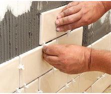 Укладання керамічної плитки на стіни