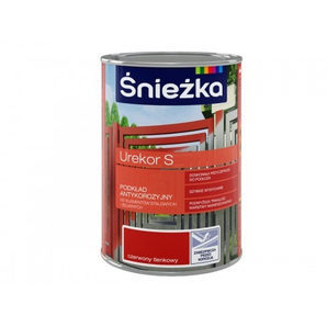 Антикоррозийная грунтовка Sniezka Urekor S 2,5 л