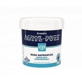Ремонтна маса Sniezka Acryl-putz light 0,25 л біла