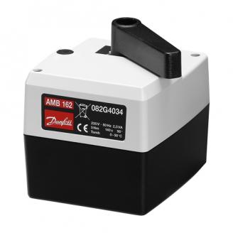 Редукторный электропривод Danfoss AMB162 230 В (082H0015)