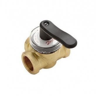 Поворотный клапан Danfoss HRB3 Ду15 (065Z0398)