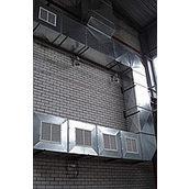 Монтаж вентиляції виробничих приміщень