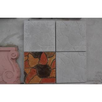 Тротуарная плитка бетонная Камуфляж 300х300х30мм