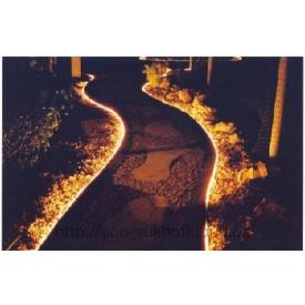 Бордюр ландшафтный с подсветкой Suhoffedge