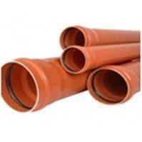 Труба ПВХ Импекс-Груп для наружной канализации SDR 51 (SN2) 110х3,2х5000 мм