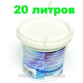 Жидкая теплоизоляционная композиция Керамоизол 20 л