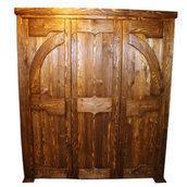 Шкаф под старину Изольда 200х170х57 см