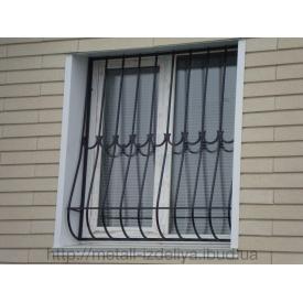 Решетка на окна металлическая