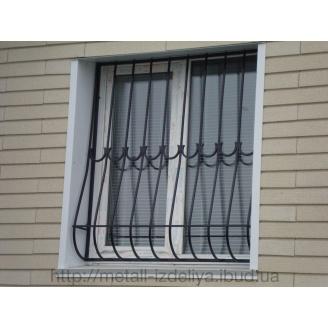 Решітка на вікна металева