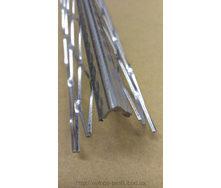 Угол для мокрой штукатурки оцинкованный 275 г 36/36х0,45 мм 3 м