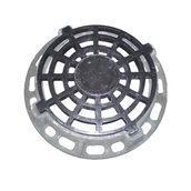 Дощоприймач чавунний круглий ДК-1 15 т з замком (4.05.2)