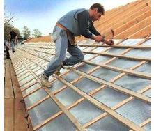 Устройство парогидроизоляции крыши