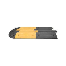 Лежачий поліцейський Імпекс-Груп п/п основний 50х470х490 мм жовтий