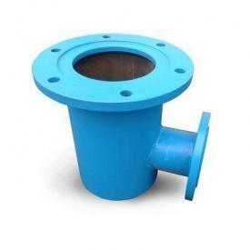 Підставка сталева непрохідна Імпекс-Груп ППОФ Ду 100 мм