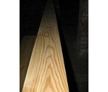 Доска для пола сибирская лиственница сорт С 28х96 мм