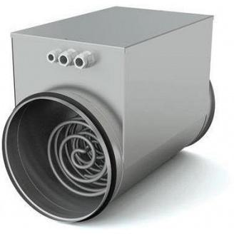 Электрический нагреватель REH для круглых воздуховодов