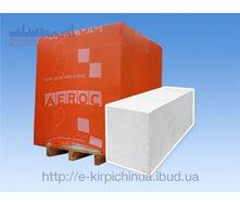Газобетонный блок Aeroc D-500 300x200x600 мм гладкий
