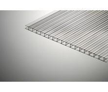 Сотовый поликарбонат Polygal Standart 2,1х6 м 4 мм прозрачный