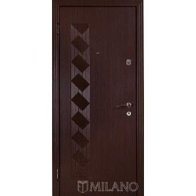 Дверь входная Milano Altri кокос (ТДК5)