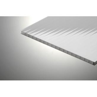 Сотовый поликарбонат Polygal 2100х6000х6 мм бронзовый