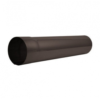 Труба водосточная АКВАСИСТЕМ стальная 90 мм 4 м
