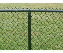 Забор из сетки стальной