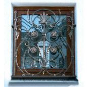 Кована решітка для вікна