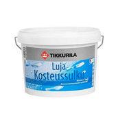Влагоизоляционная грунтовка Tikkurila Luja kosteussulku 3 л прозрачно-зеленая