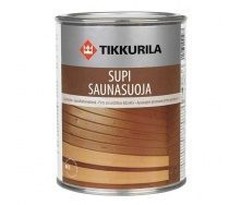 Акрилатний захисний склад Tikkurila Supi saunasuoja 2,7 л