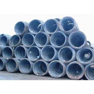 Катанка стальная 5,5 мм бухта