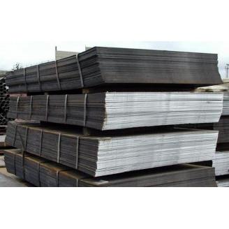 Лист стальной горячекатаный 4х1500х6000 мм