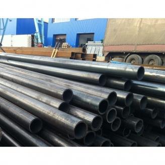 Труба стальная водогазопроводная 15х2,5 мм мера