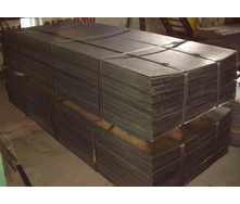 Лист горячекатаный стальной 5х1500х6000 мм