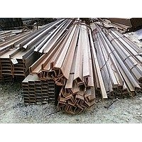 Уголок стальной горячекатаный 45х45х4 мм мера