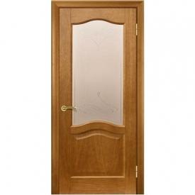 Межкомнатная дверь TERMINUS Classic Модель 03 остекленная тьомный дуб