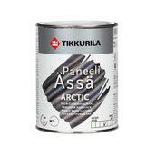 Акрилатный лак Tikkurila Paneeli assa arctic 0,9 л полуматовый