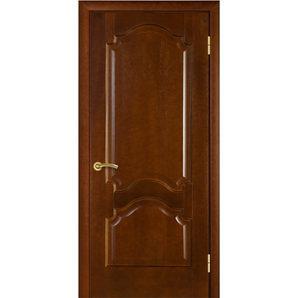 Міжкімнатні двері TERMINUS Classic Модель 08 глуха каштан
